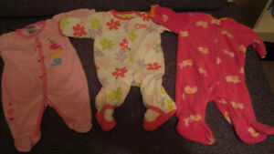BABY CLOTHES newborn onesies/pants/sleepers Kitchener / Waterloo Kitchener Area image 3
