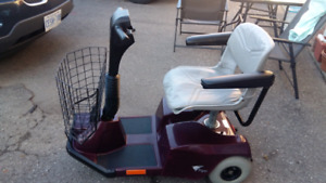 Action Flyer Mobility Scooter