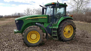 John deere 7920 For Lease or Sale