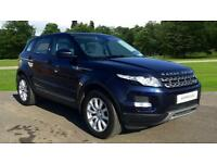 2014 Land Rover Range Rover Evoque 2.2 SD4 Pure 5dr (Tech Pack) Manual Diesel Ha