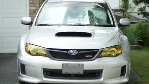 ******2011 Subaru Impreza WRX  w/Limited Pkg Sedan****** Kitchener / Waterloo Kitchener Area image 4