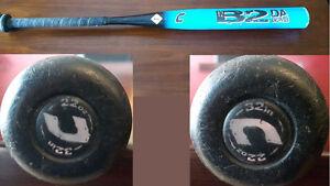 Combat B2 Da Bomb B2YB1 32/22 (-10) Youth Composite Baseball Bat
