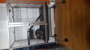 SMALL ANIMAL CAGE (BRAND NEW)