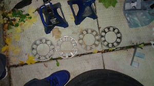 Dai Alloys Revo 17x7.5 +42 5x100 wheels for sale Kingston Kingston Area image 4