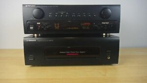 Pioneer CX-770S/ M-770 115 Watts Stereo Amplifier  Combo