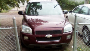 2009 Chevy Uplander clean in and out just detailed only $2500obo