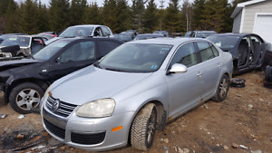 Parting Out 2006 Tdi 5 Speed Jetta