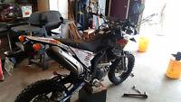 Wr250x Super Moto