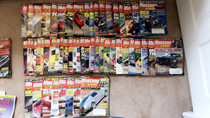 Ford Mustang Magazines