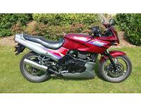 Kawasaki EX500 GPZ500 PX Swap UK delivery
