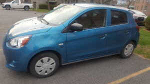 Mitsubishi Mirage 2014 Mecanique a1! Bas millage 50 000km 4800$
