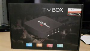 NEW 2017 MXQ-PRO android boxes  for sale cheap