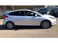 2014 Ford Focus 1.0 EcoBoost Zetec Navigator 5 Manual Petrol Hatchback