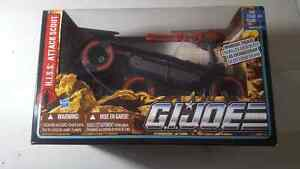 2010 G.I. Joe HISS Attack Scout with Figure - Mint