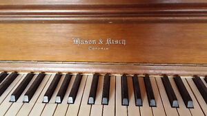 Piano - Mason Risch Upright
