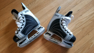CCM Youth Hockey Skates