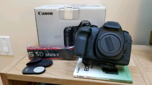 Canon 5D Mark II- Mint Condition-Full Frame