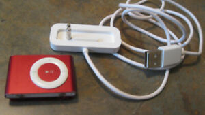 Apple 1GB iPod Shuffle – 2nd Generation – PRODUCT (Red )