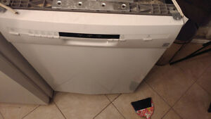 Kenmore Dishwasher White (Also Washer,Dryer, Fridge, Stove, Hood