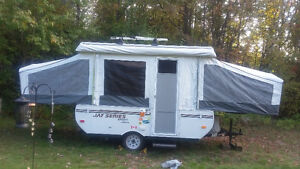 2012 Jayco JaySport 10 Foot box. Priced to sell!