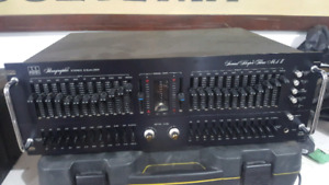 ADC Sound Shaper Three MKII equalizer