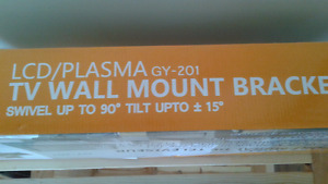 Tv wall mount bracket new in the box