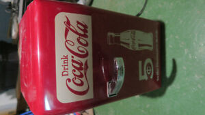 Mini Coca Cola Can Fridge