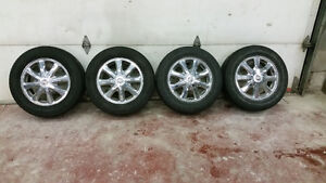 16 Inch Buick Rims & Tires