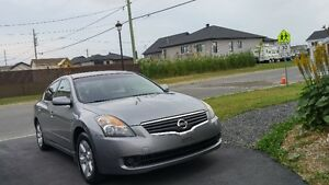 2007 Nissan Altima 2.5S Berline