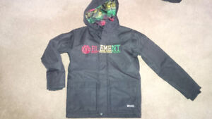 Element Ski Jacket - Boys Small