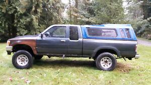 1993 Toyota pickup 5000$ O.B.O.