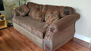 Comfy couch in very good shape!