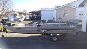 1987 Fisher Bass Boat