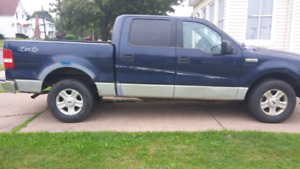 2004 Ford F150 for trade