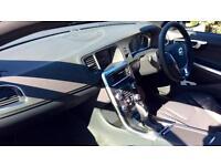 2017 Volvo S60 T4 R Design Lux Nav Auto W. Pa Automatic Petrol Saloon