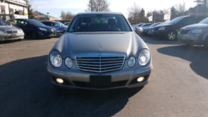 2007 MERCEDES E350 4MATIC IN MINT CONDITION