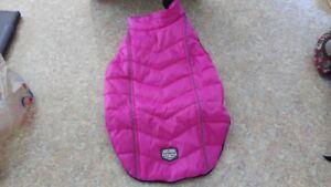 Manteau d'hiver pour chien.