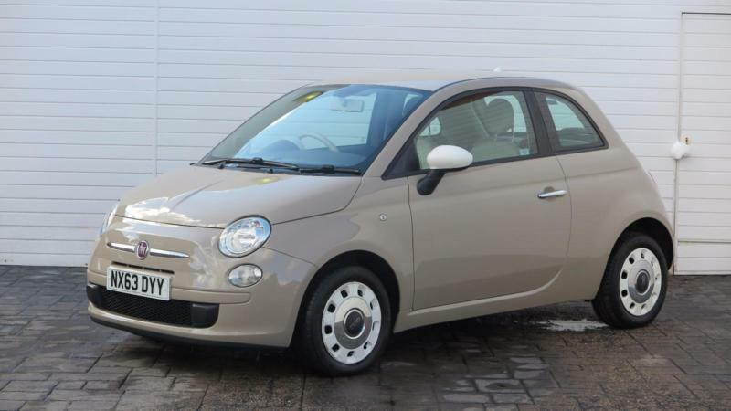 2013 fiat 500 2013 63 fiat 500 1 2 colour therapy petrol beige manual in middlesbrough north. Black Bedroom Furniture Sets. Home Design Ideas