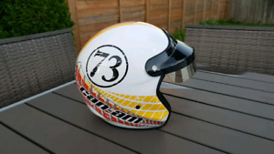 Can Am retro helmet 73