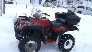 1998 grizzly 600