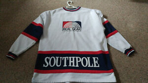 Men's Real Gear South Pole Jersey Sweater