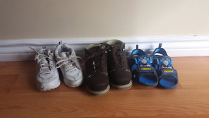 Size 9 Toddler shoes
