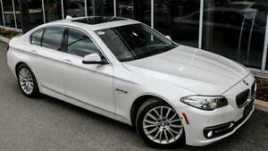 2014 BMW 528I xDrive-Premium Package -