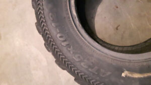 Used atv tires  Bear Claws