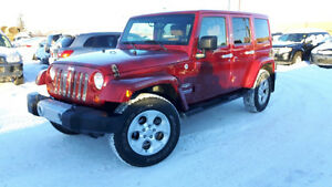 2011 Jeep Wrangler  4X4 , CALL (403)875-5754