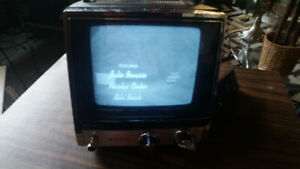 Vintage Sony Small Black and White tv.  model TV-760