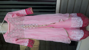 Brand new Light pink Salwar with Dupatta