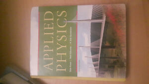 Applied Physics 10th edition (NBCC Prescience text book)