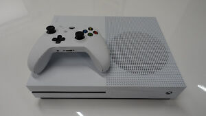 Xbox one s in box with receipt trade for GOOD desktop