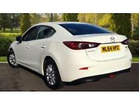 2014 Mazda 3 2.0 SE 4dr Manual Petrol Saloon